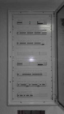 Electricidad componentes en Palencia