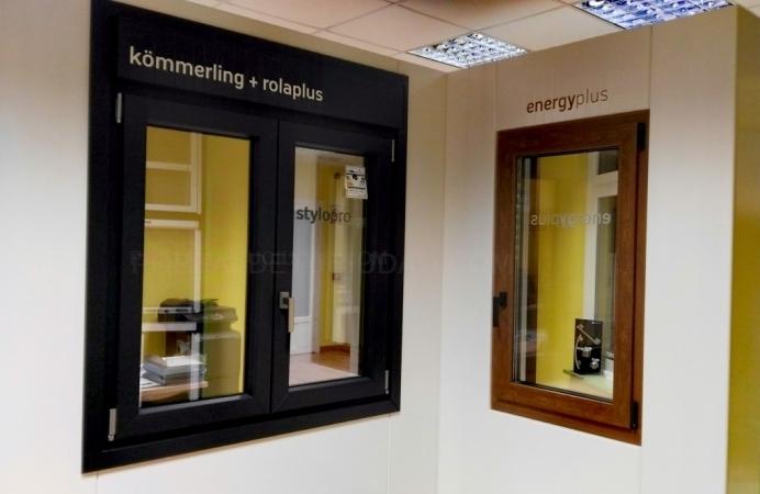 Instalación de ventanas de pvc en Palencia
