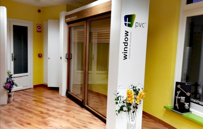 Colocación de ventanas de pvc en Palencia