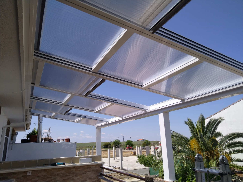 Cerramiento de terrazas en Cáceres