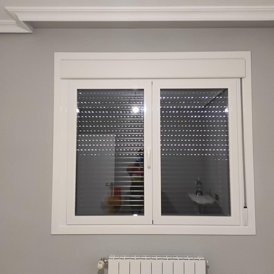 Fabricación de ventanas de aluminio y PVC