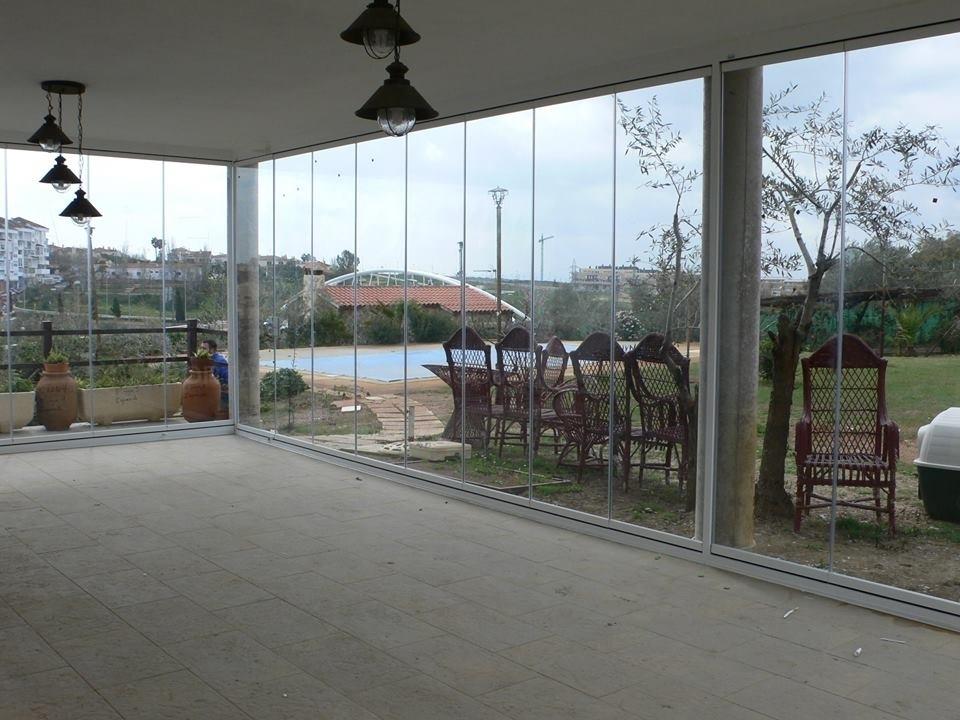 Cerramientos de aluminio y PVC en Cáceres