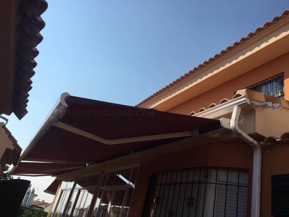 Toldos en Cáceres