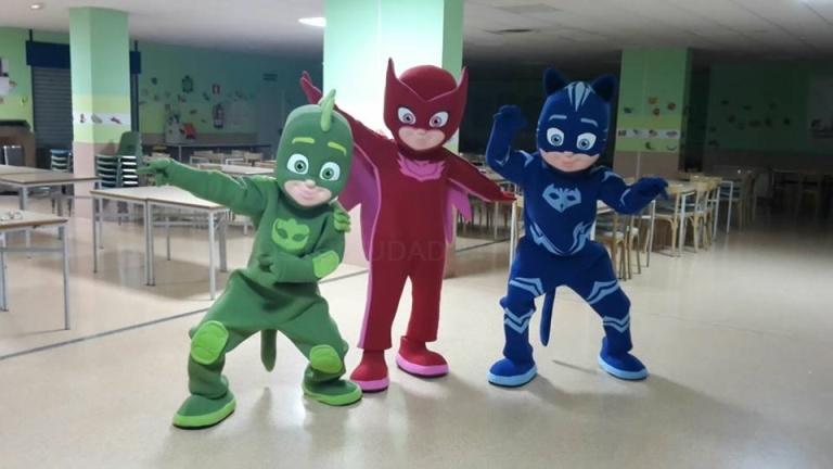 Animación Infantil en Valladolid