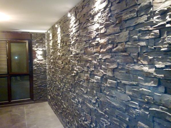 decoracion con piedra artificial palencia