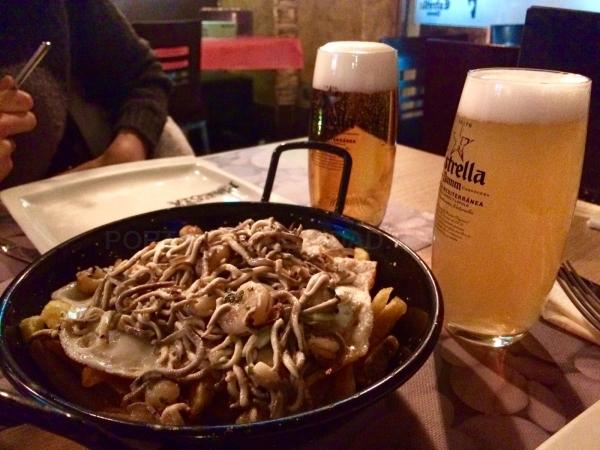 Cenar en Palencia