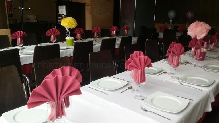 Menús de Celebraciones en Palencia