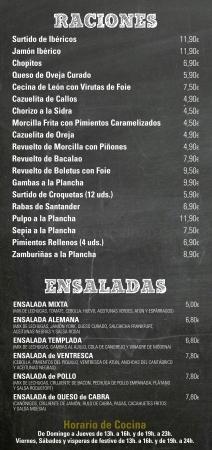 Comidas para Llevar en Palencia