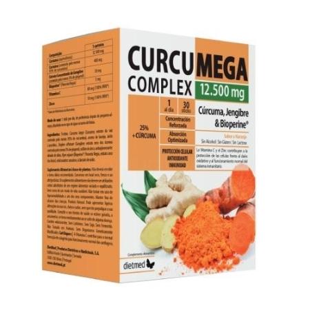 Oferta Curcumega Complex 12500mg 30 sticks OFERTA
