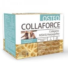 Destacado Collaforce Osteo · DietMed · 20 sobres OFERTA