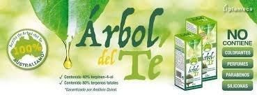 Arbol del Te 100% Australiano  Plameca 15 ml