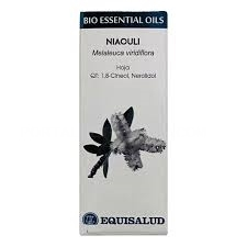 Bio Essential Oil Niaouli · Equisalud · 10 ml