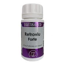 Holomega Retroviu Forte · Equisalud · 60 cáps