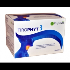 Destacado Tirophyt 3 · Phytovit · 30 sticks