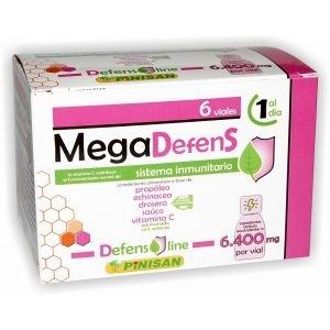 Mega Defens · Pinisan · 6 viales