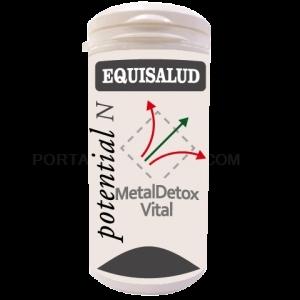 Oferta MetalDetox Vital® Potential-N · Equisalud