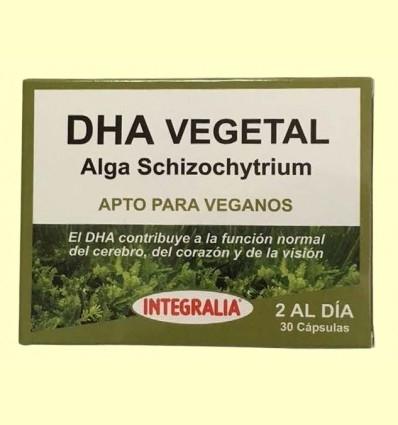 DHA Vegetal · Integralia · 30 perlas
