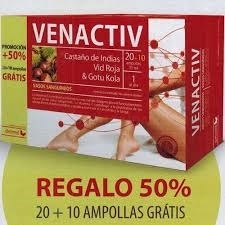 Destacado Venactiv Ampollas