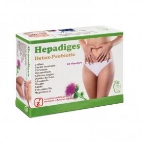 Hepadiges Detox Probiotic 60 Cápsulas Dis