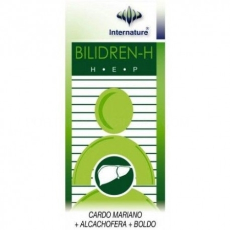 BILIDREN H jarabe 250ml Internature