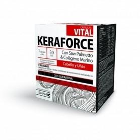 Keraforce Vital 30 Cápsulas Dietmed