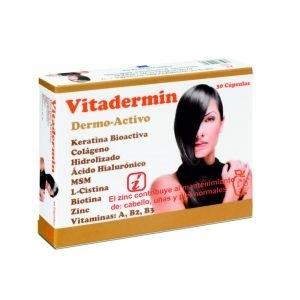 Vitadermin · DIS · 30 cápsulas
