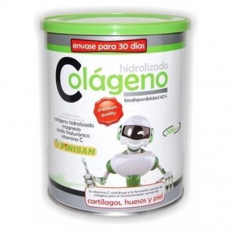 Colágeno Hidrolizado, 300 gramos pinisan