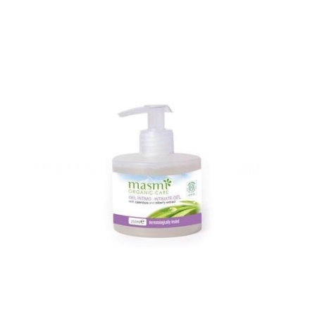 Gel íntimo ecológico Organic Care Masmi, 250