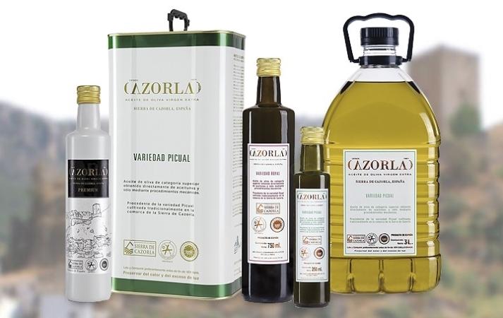 Aceites de Cazorla en Palencia