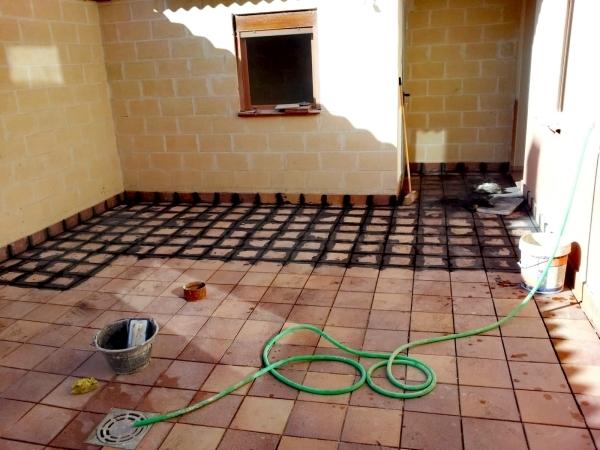 Colocación de cerámica en Palencia