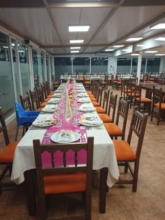 Menús celebración en Palencia