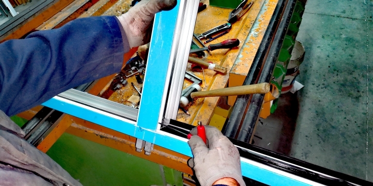 Instalación de ventanas a medida en Palencia