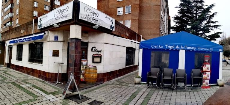 Donde comer en Palencia