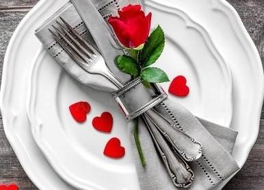 Menú de San Valentín en Palencia
