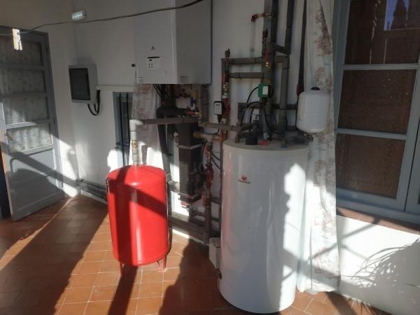 Instalación de calefacción en Palencia
