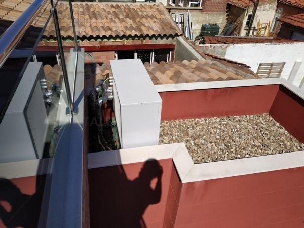 Aerotermia en Palencia