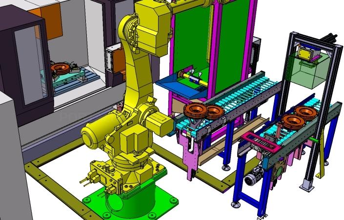 Automatización máquinas mecanizado ingemov