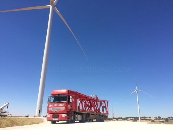 Transporte Góndolas y Plataformas en Palencia