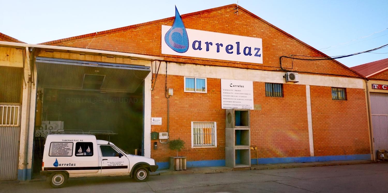 Tuberías pvc en Palencia